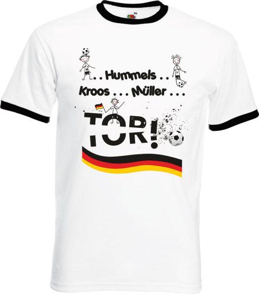 Herren T-Shirt WM 2018 Motiv 8 Tor