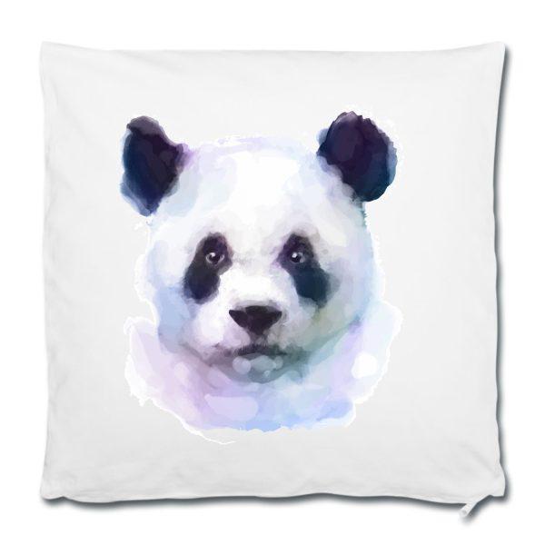Dekokissen Kissen Watercolor Panda