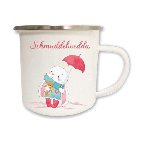 Emailletasse Maritim Schmuddelwedda