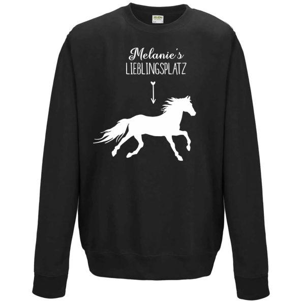 Sweatshirt Shirt Pullover Pulli Unisex Mein Lieblingsplatz