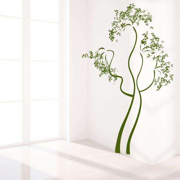 Wandtattoo Japanbaum