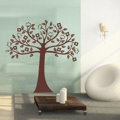 Wandtattoo Tulpenbaum
