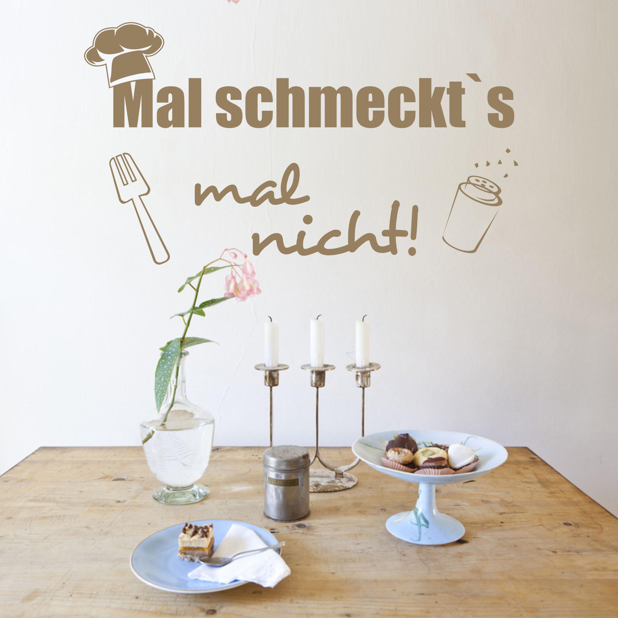Groß Wandtattoo Für Küche Fotos - Ideen Für Die Küche Dekoration ...